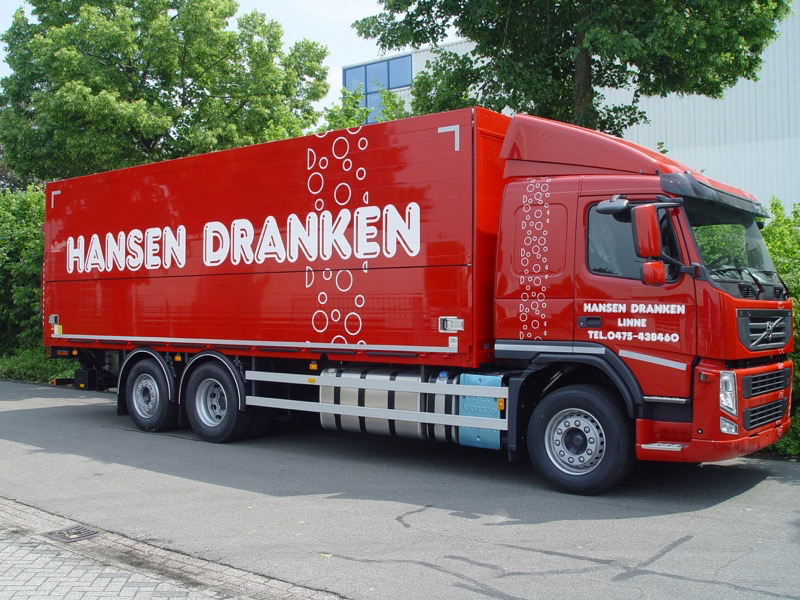Gesloten carrosserie - Volvo