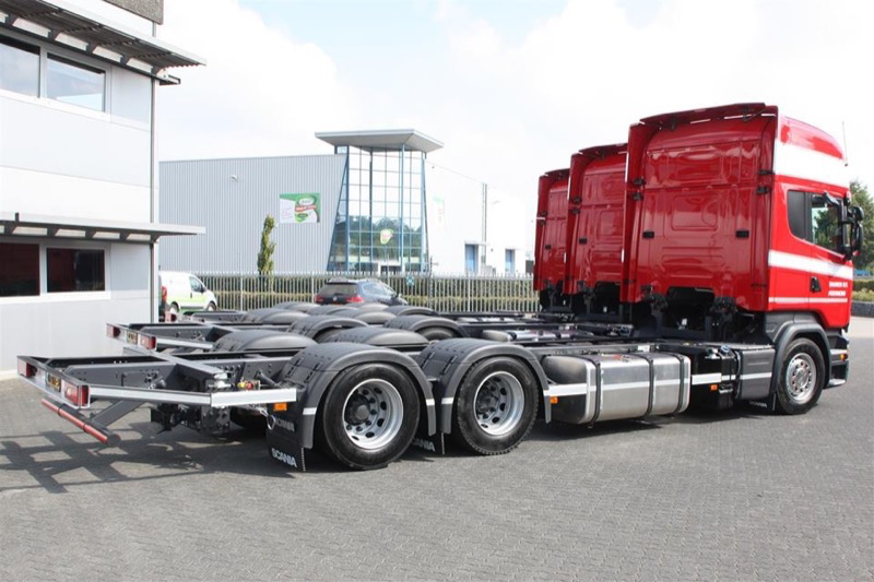 Wisselsystemen - trekkers Scania