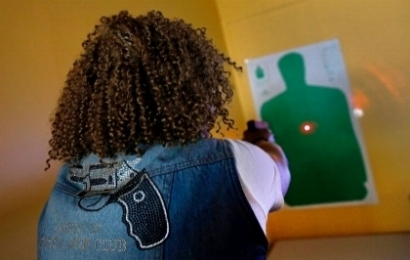 Me, My Liberal Wife and What Happened When We Went To a Gun Range -