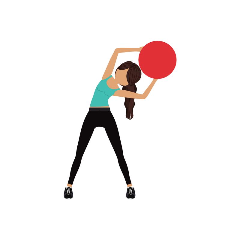 Cartoon Workout Girl.png