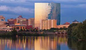 JW MARRIOTT TOWER  Indianapolis, Indiana