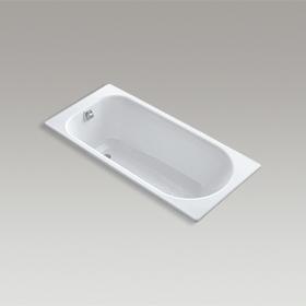 SOISSONS  Drop-in cast iron bath  943T-GR-0
