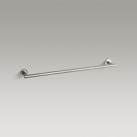 "PURIST®  24"" single towel bar  K-14436-BN"