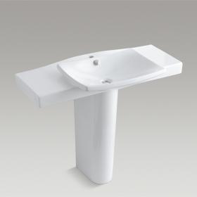 ESCALE  Pedestal Lavatory  E1211-0