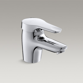 CANDIDE  Single control lavatory faucet with lever handle  K-660IN-ND