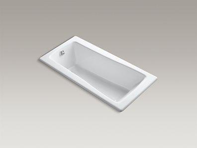 """MAESTRO  66"""" x 32"""" drop-in bath  K-840-0"""