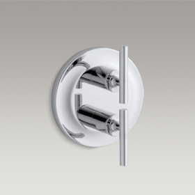 PURIST  Two-Handle Thermostatic Valve Trim  K-14489IN-4-CP