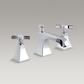 MEMOIRS  Widespread Lavatory Faucet  K-454T-3S-CP