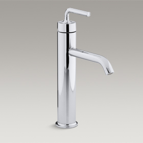 PURIST  Tall Lavatory Faucet  K-14404T-4A-CP