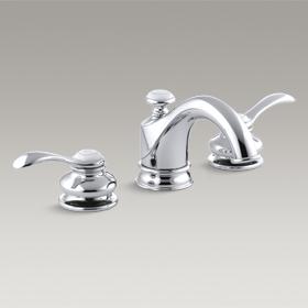 FAIRFAX  Widespread Lavatory Faucet  K-8658T-CP