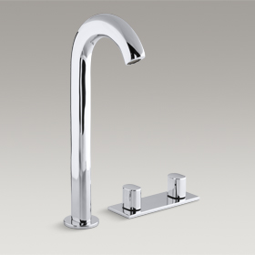 OBLO  Tall Lavatory Faucet  K-10094T-CP
