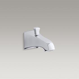 MEMOIRS®  2.5 gpm multifunction wall-mount showerhead  496-V-CP