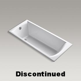 BLOVE  Drop-in cast iron bath  E2938-0