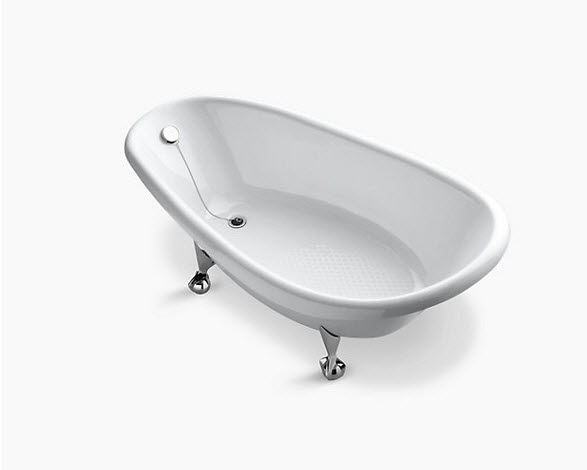"Birthday Bath®  72""x37-1/2"" Freestanding bath  K-100-0"