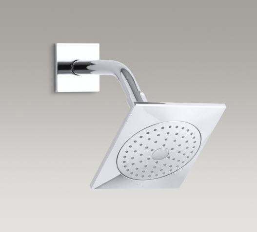 Loure®  2.5 gpm single-function showerhead  K-14681-CP