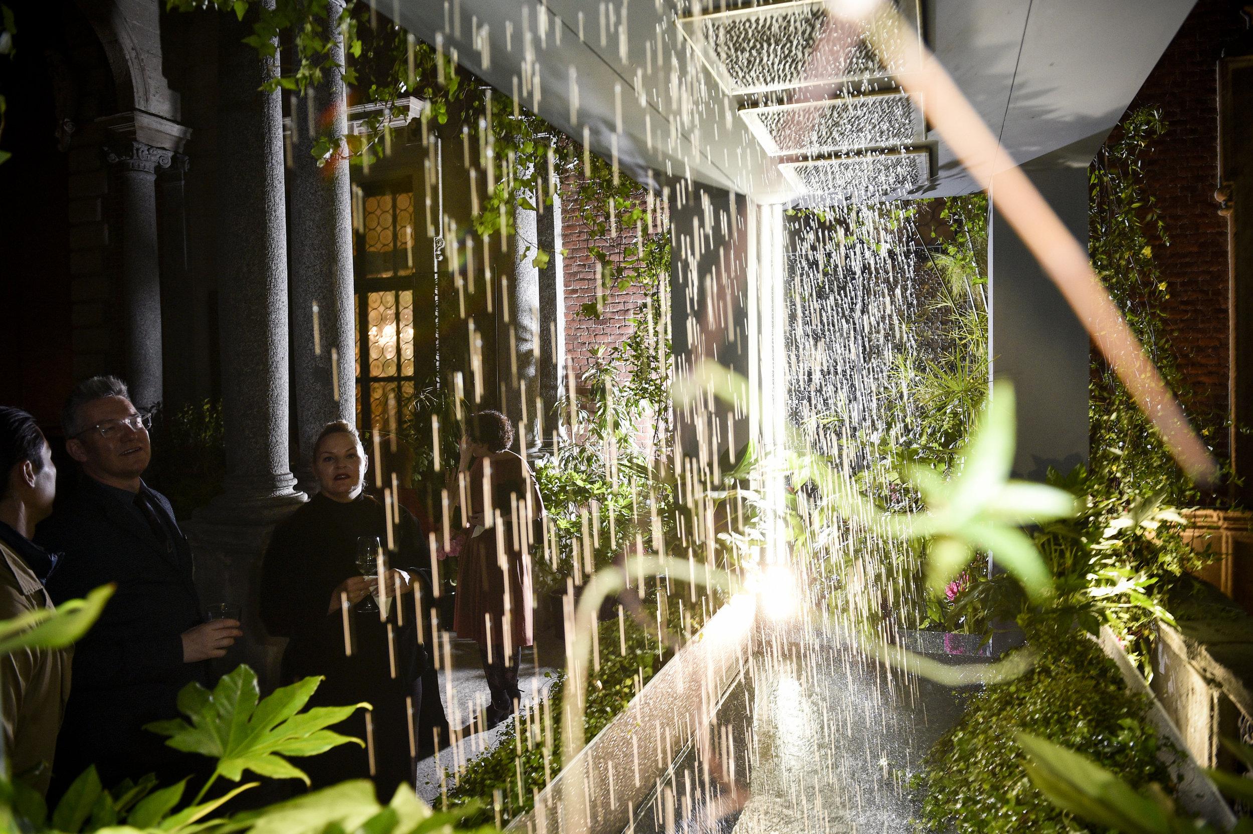 Kohler's Real Rain Experience