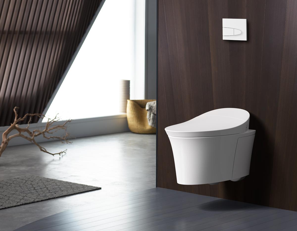 Veil® Wall-Hung Intelligent Toilet