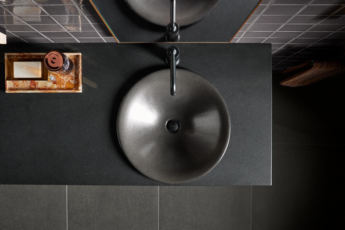 Artist Editions® Shagreen Bathroom Sinks