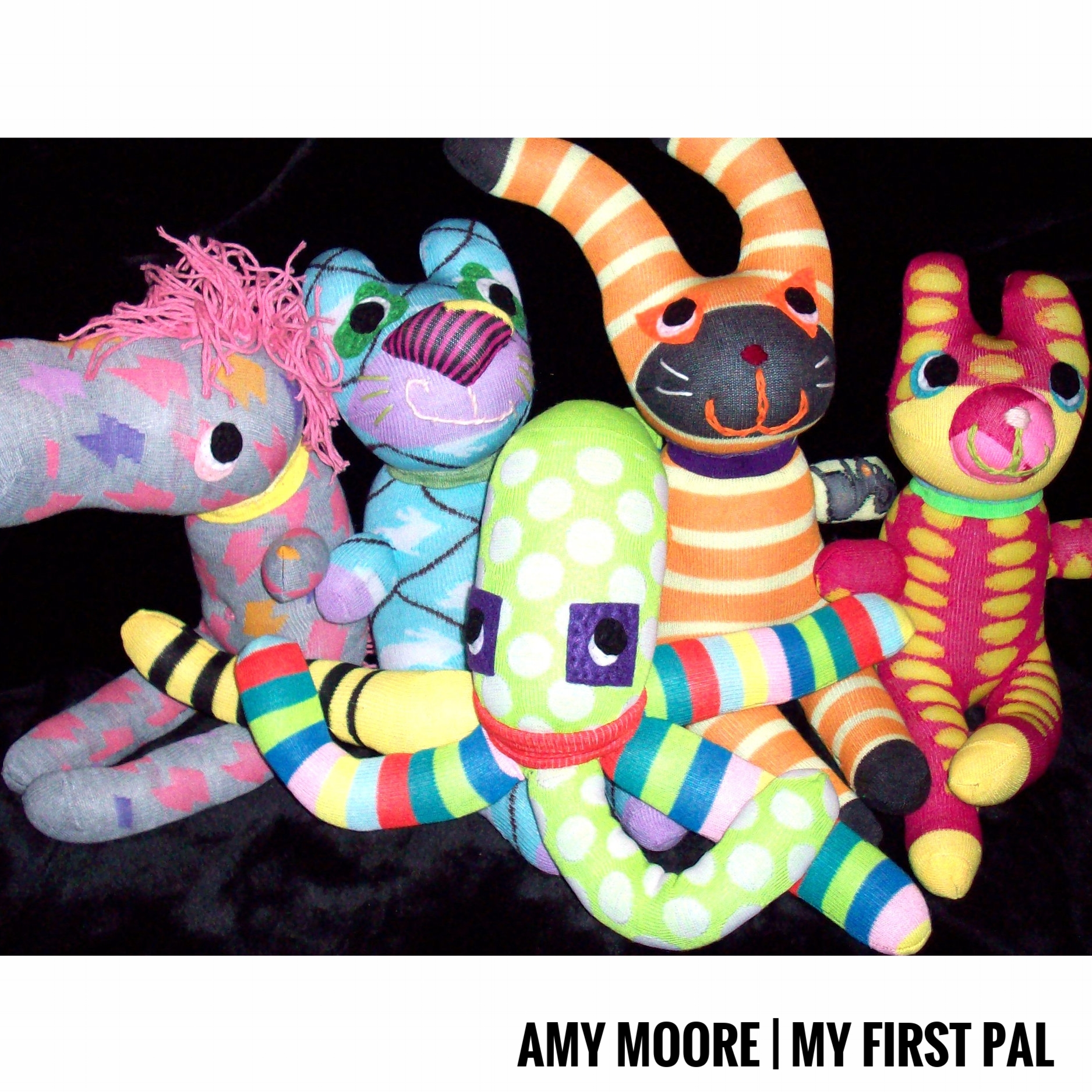 Amy Moore | My First Pal