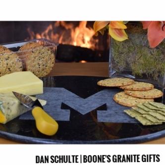 Dan Schulte | Boone's Granite Gifts