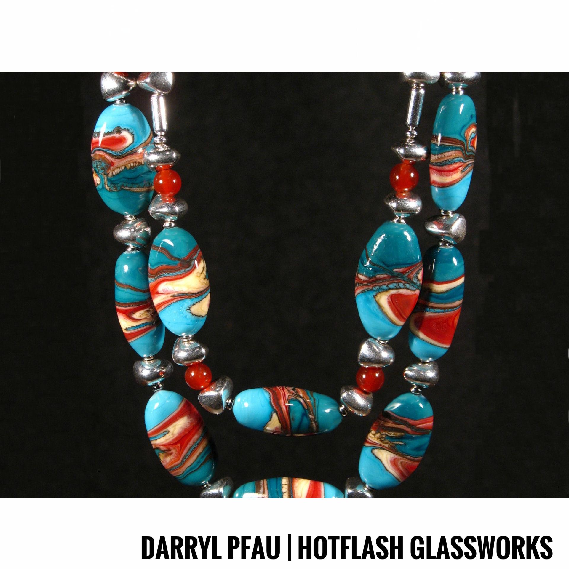 Darryl Pfau | Hotflash Glassworks