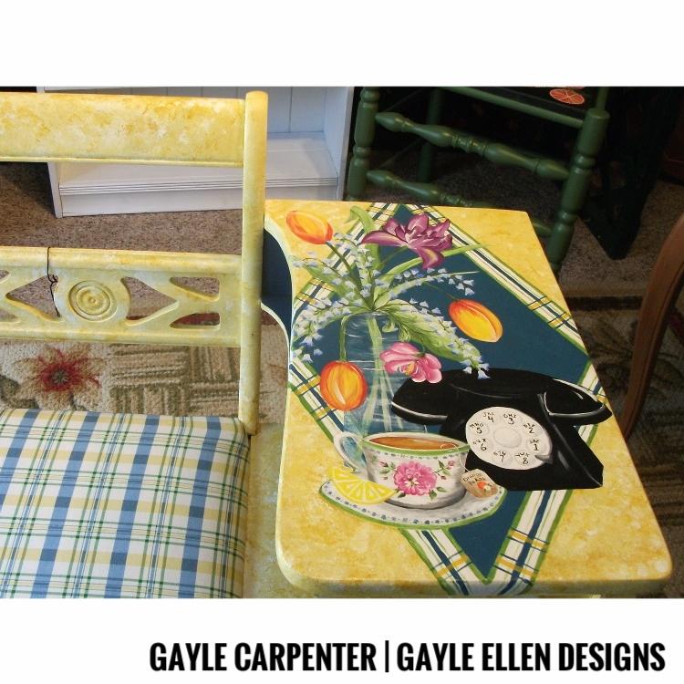 Gayle Carpenter | Gayle Ellen Designs