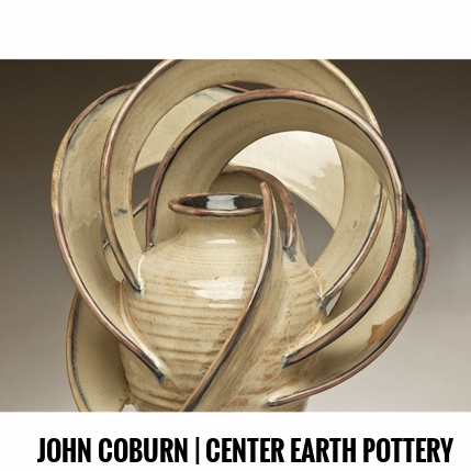 John Coburn | Center Earth Pottery