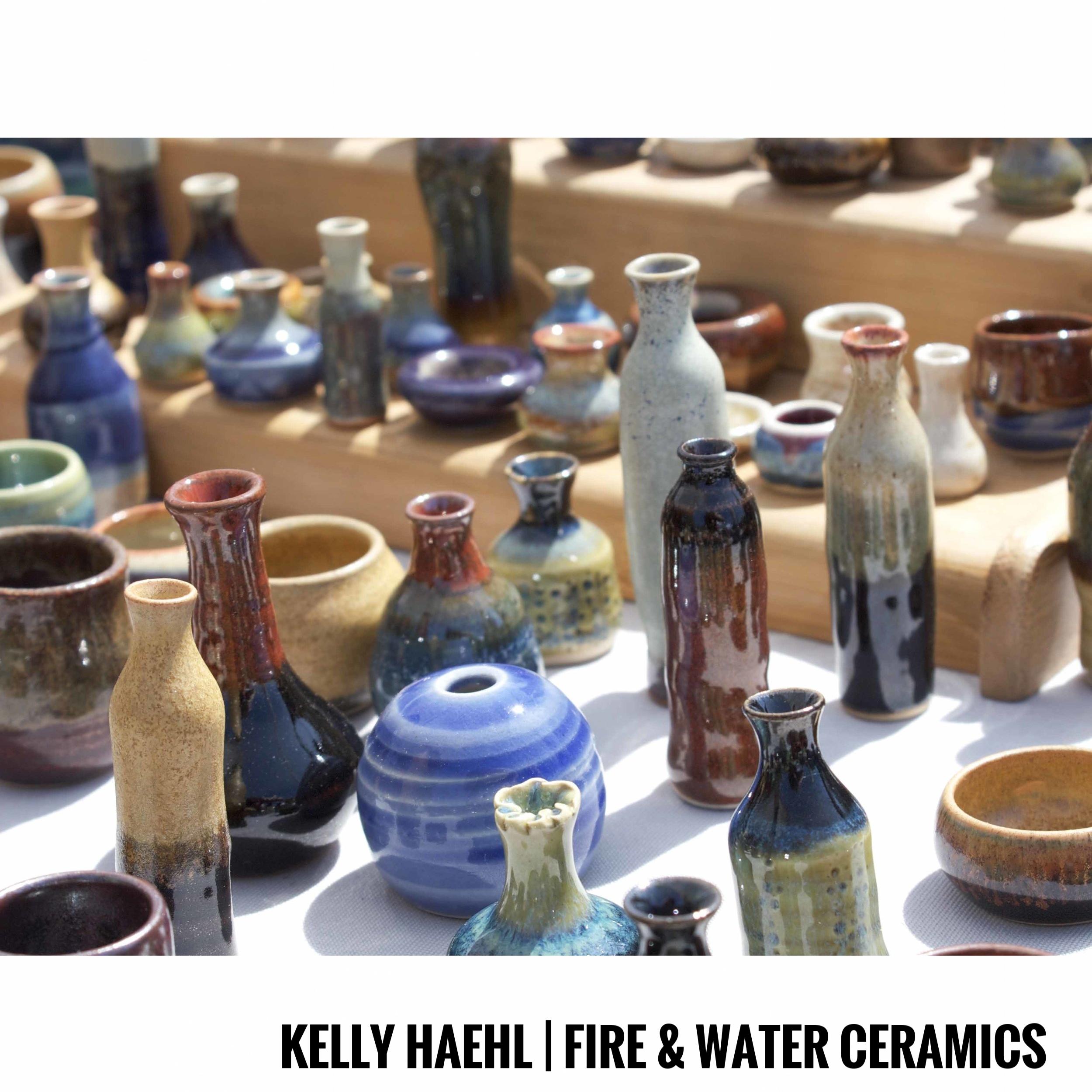 Kelly Haehl | Fire & Water Ceramics