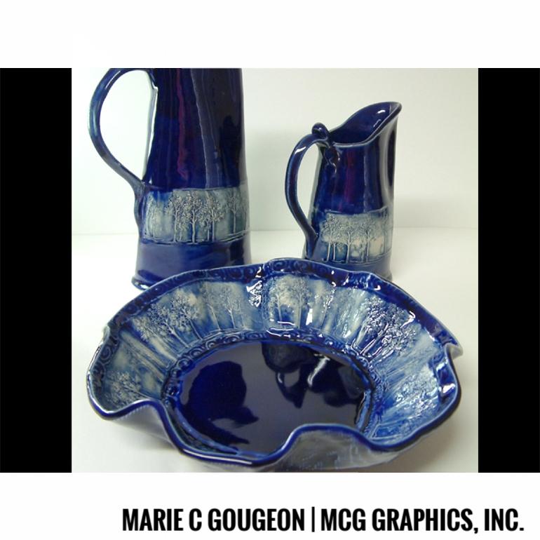 Marie C Gougeon | MCG Graphics, Inc.