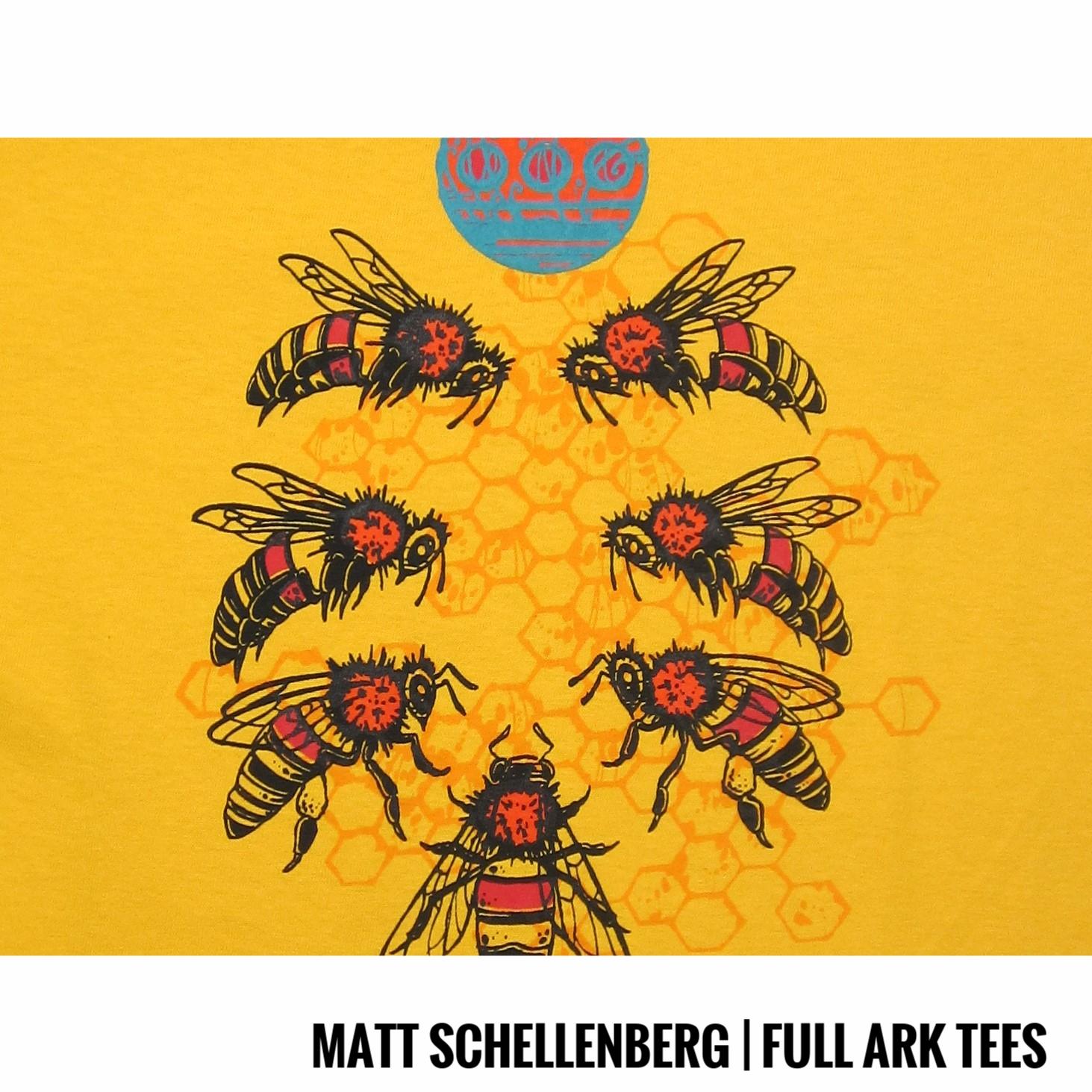 Matt Schellenberg | Full Ark Tees