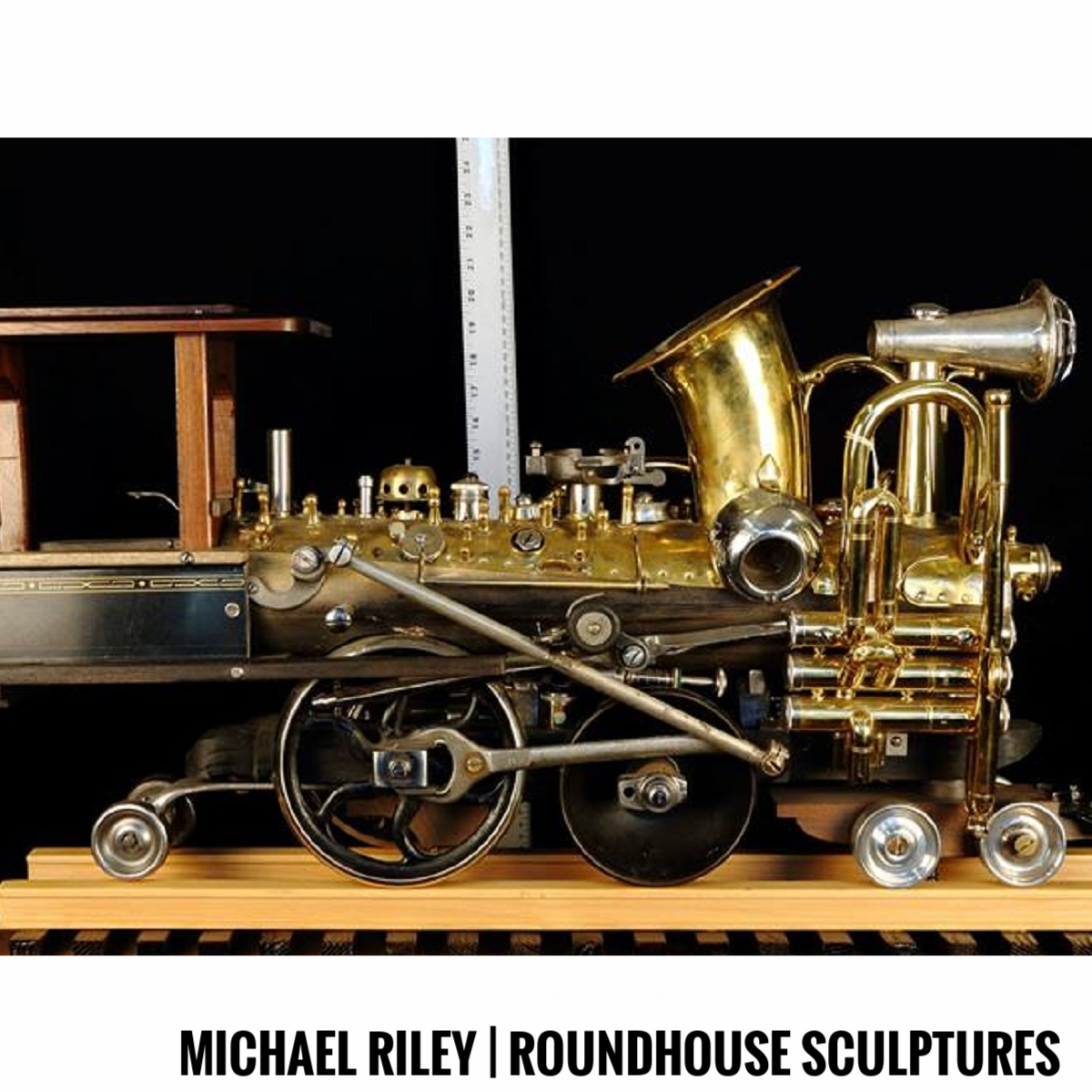Michael Riley | Roundhouse Sculptures