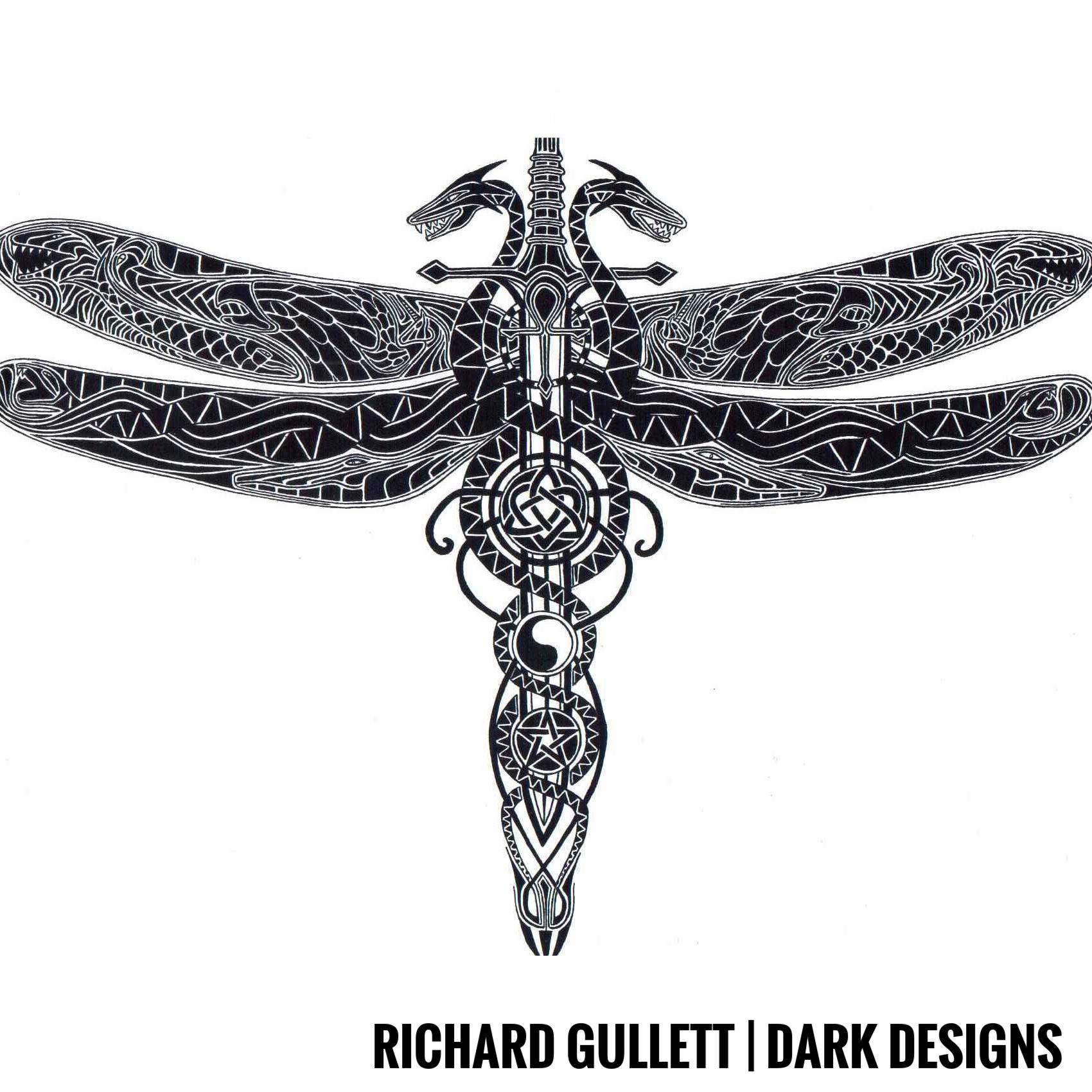Richard Gullett | Dark Designs