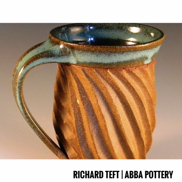 Richard Teft | Abba Pottery