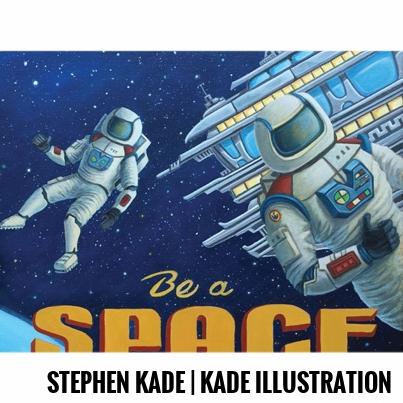 Stephen Kade | Kade Illustration