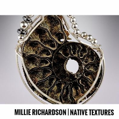 MILLIE RICHARDSON | NATIVE TEXTURES