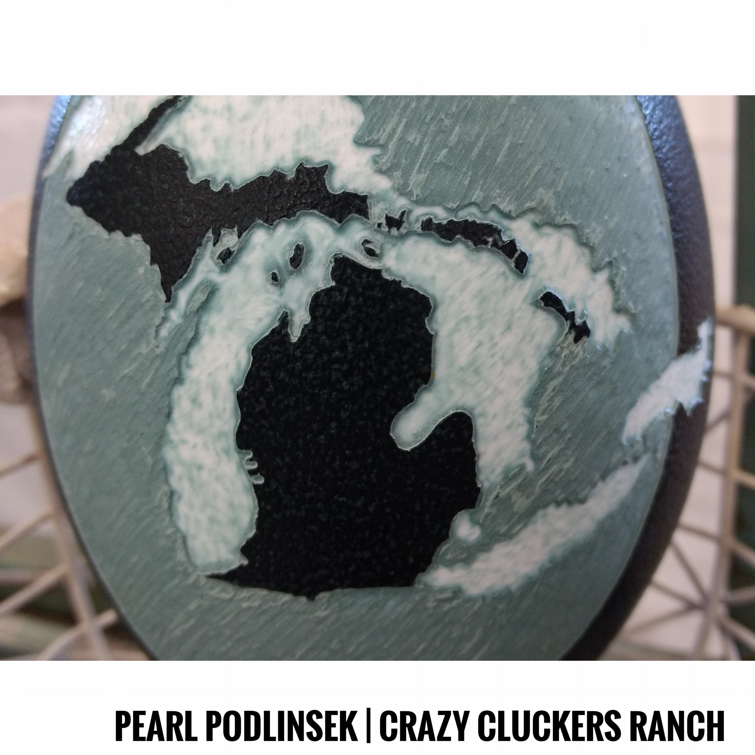 Pearl Podlinsek | Crazy Cluckers Ranch