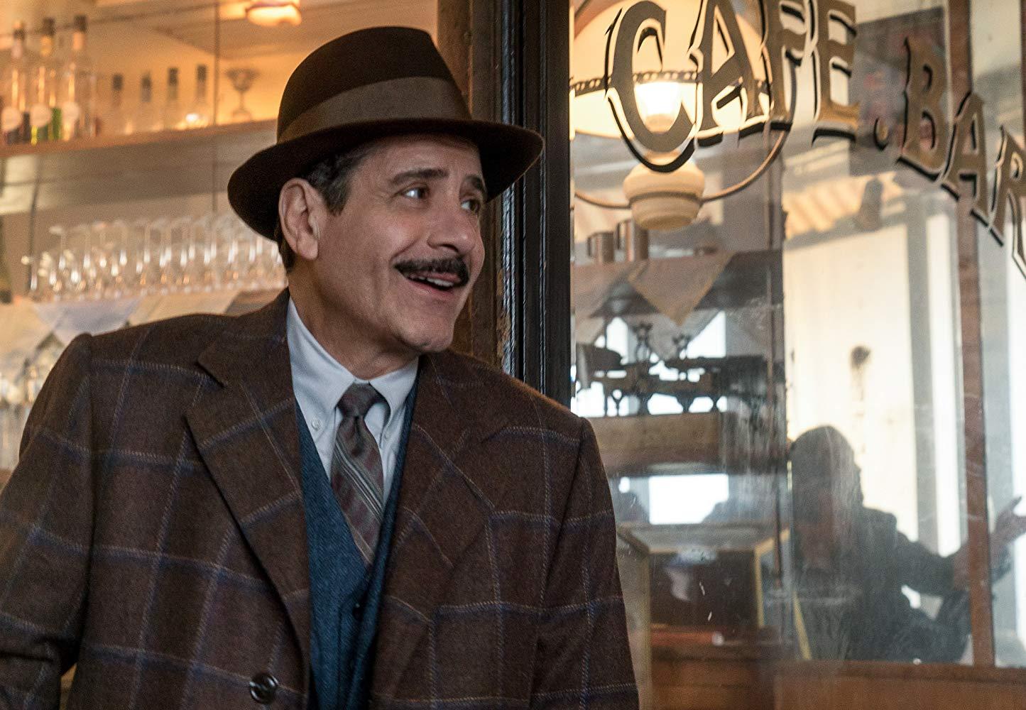 Tony Shalhoub as Abe