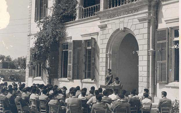 The American Academy Larnaca