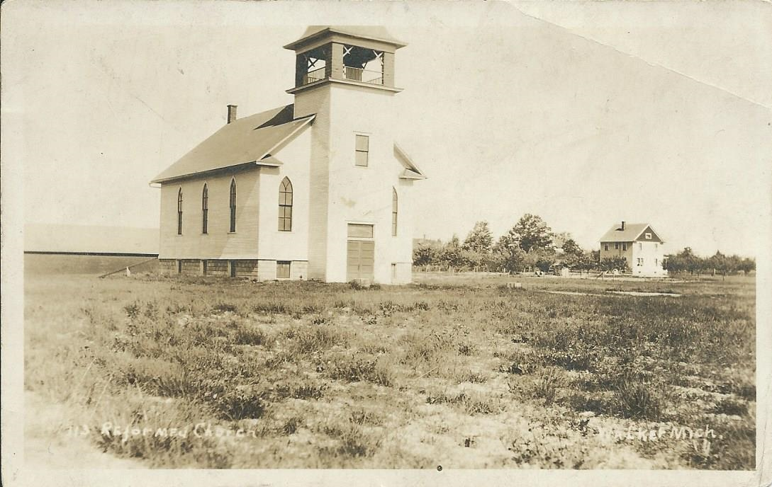 Original Walker Church