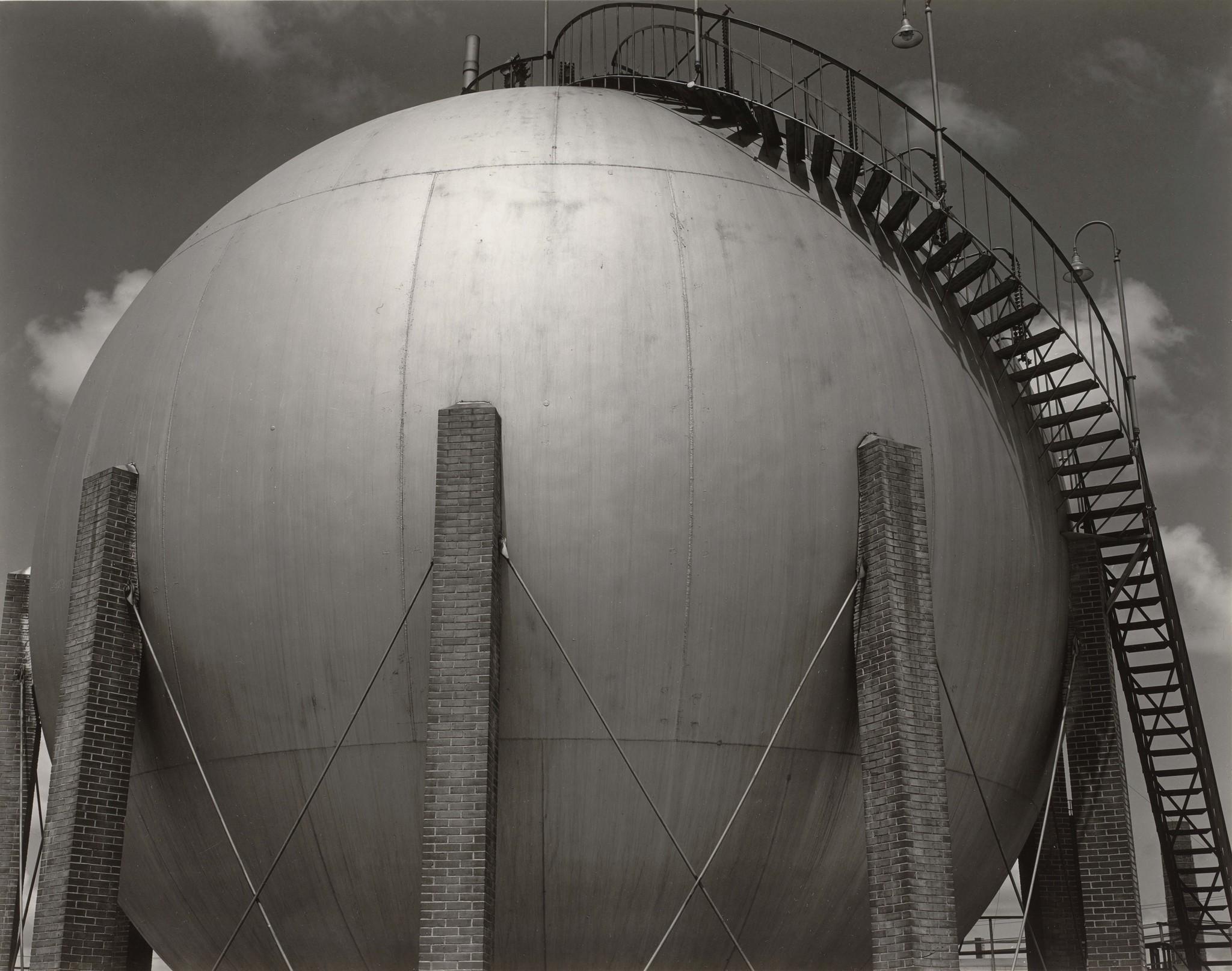Gulf Oil, Port Arthur, Texas, 1941