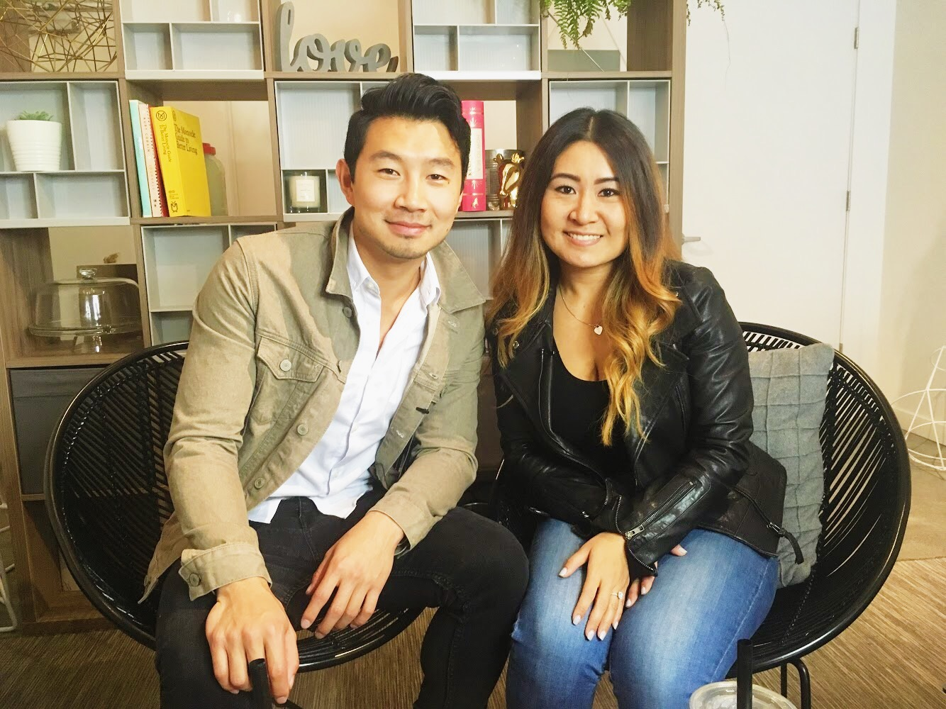 Interview with Simu Liu from CBC's Kim's Convenience -