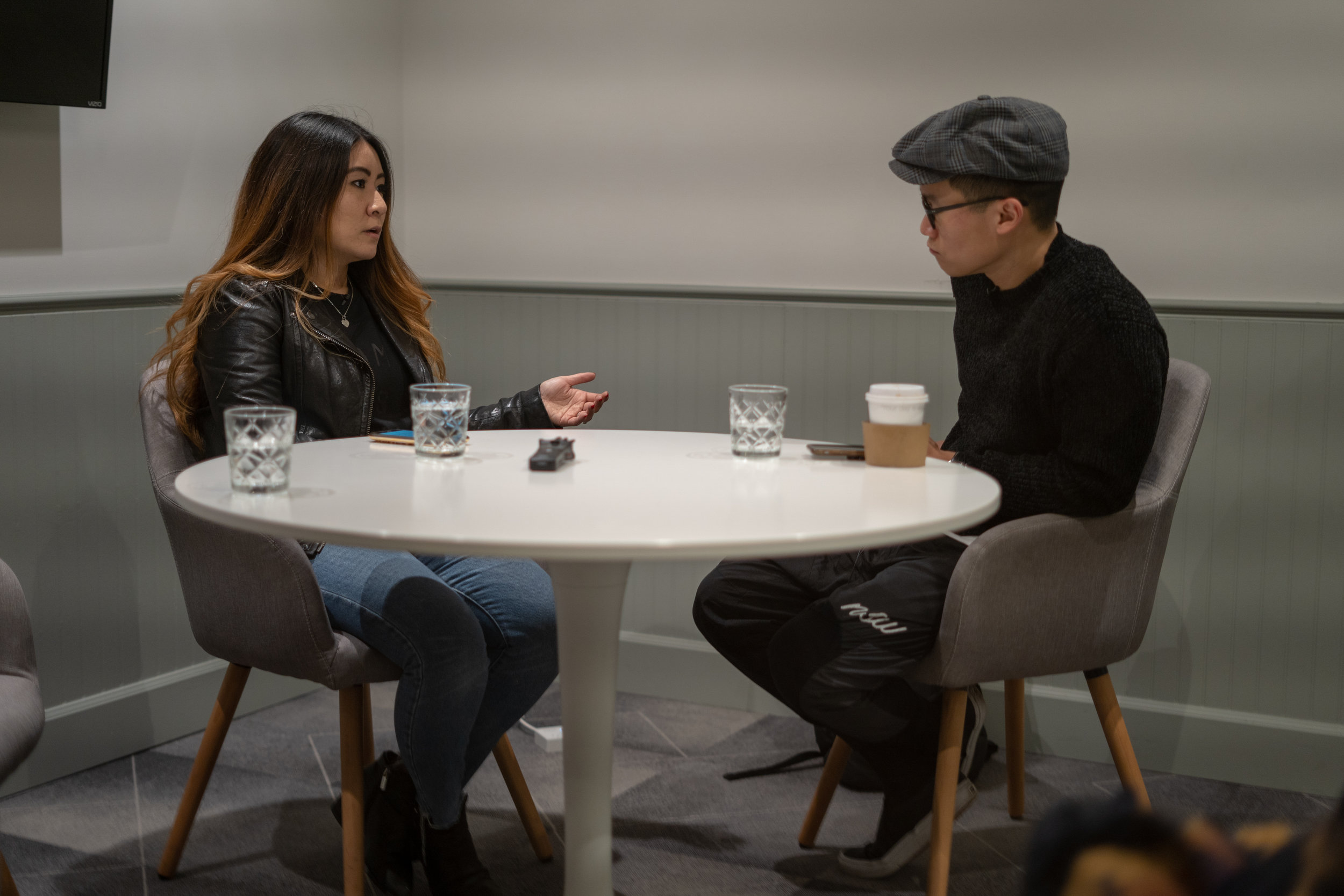 Interview with Curtis Lum from FreeForm's Siren -