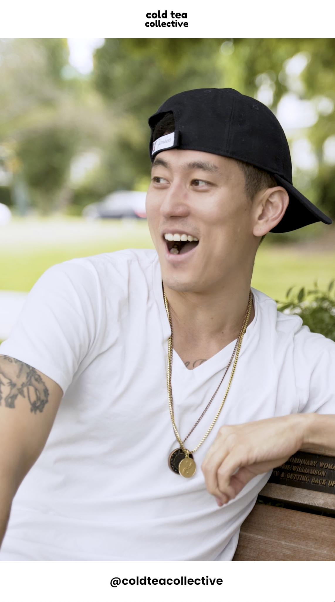 Jake Choi, Actor & LGBTQ2+ Activist - Produced and interviewed actor Jake Choi for Cold Tea Collective's Pride 2019 special