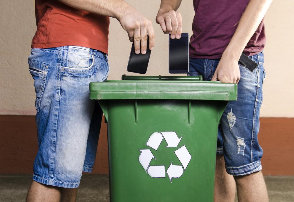 e-waste disposal