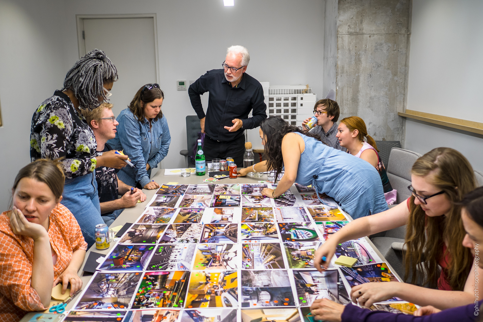- We believe that architecture is most successful when it is able to connect people and spaces, our role is to build those connections.