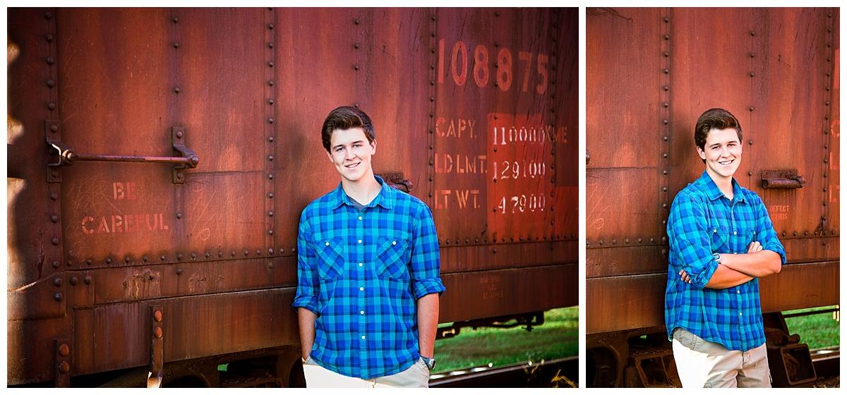 Nebraska senior portrait
