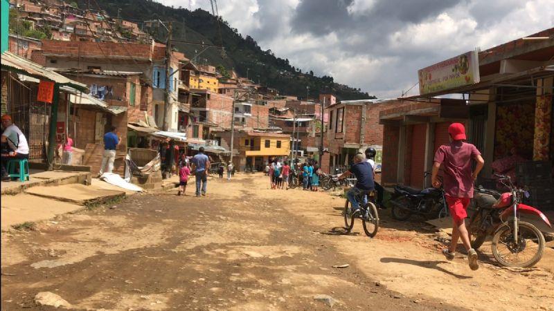 Medellín, Colombia where Lyndsee has begun her World Race
