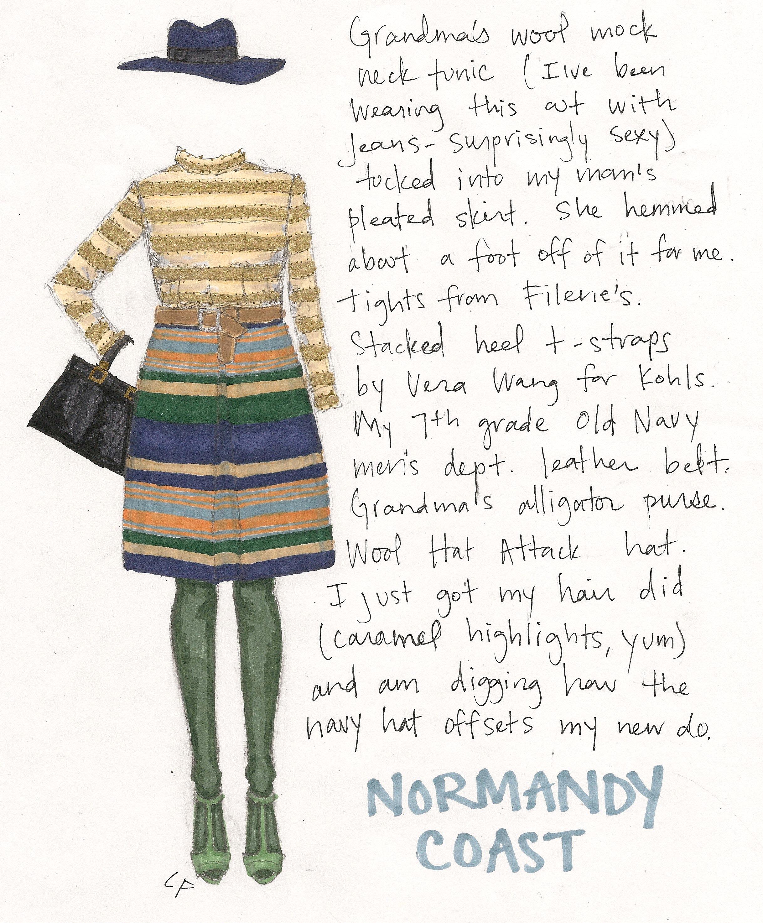 normandycoast