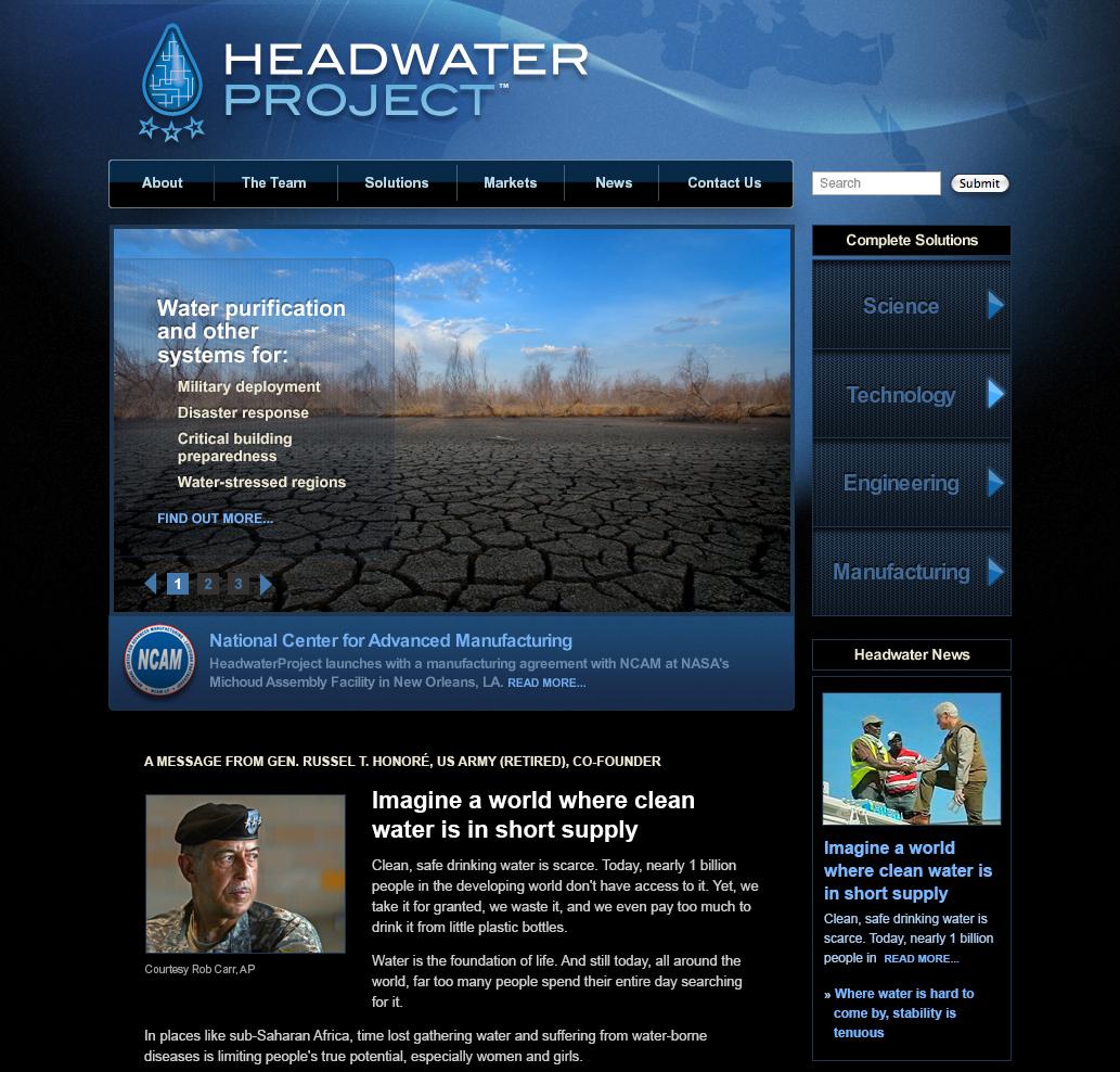 Disaster relief organization