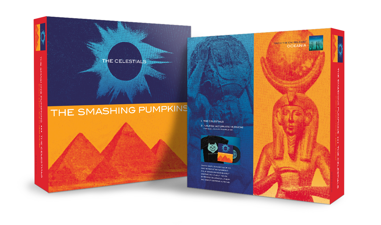 Smashing Pumpkins box set for Target
